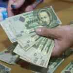 Drei Millionen Guaranies als Mindestlohn gefordert