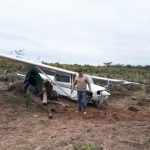 Notlandung im Chaco
