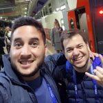 Eklat zweier paraguayischer Moderatoren in Russland