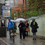 Meteorologen sagen regnerische Woche voraus