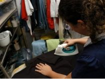 Die Würde der Hausarbeit ist ein Zeichen für eine Gesellschaft mit Werten