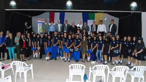 Studenten im Chaco als Vermittler für die Justiz vereidigt