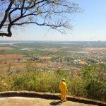 Erloschene Vulkane in Paraguay