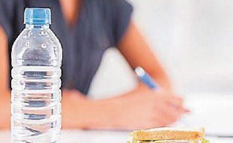 Wasser gewinnt den Markt für Erfrischungsgetränke