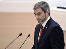 Mario Abdo Benítez: Kaum zurück, spart er nicht an Kritik