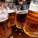 Bier nach dem Sport ist besser als Wasser