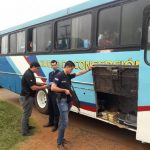 Unterwegs mit dem Drogenbus