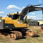 Chaco: Raupenbagger für Aquädukt Arbeiten gestohlen