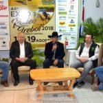 44. Ausgabe der Expo Trebol ins Leben gerufen