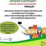 Das originellste Selfie im Chaco wird belohnt