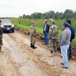 Militär wird Straßen im Chaco reparieren