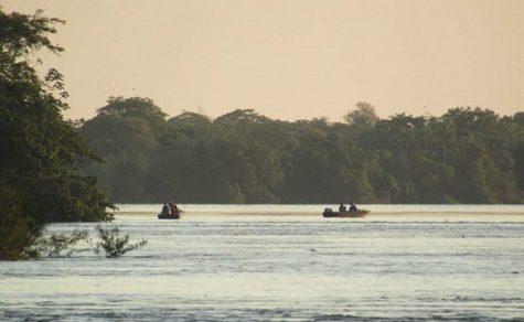Zum ersten Mal nach 30 Jahren wird der Paraná-Fluss ausgebaggert