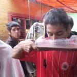 Ekelhaftes Essen in Tacumbú