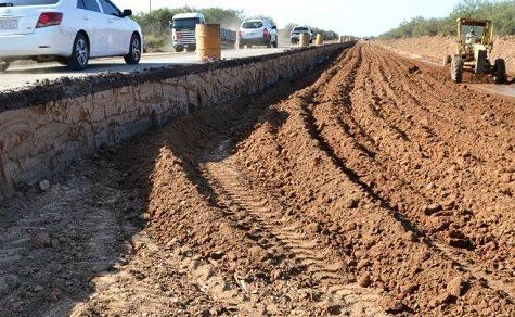 Sanierungen auf der Transchaco-Route gehen schneller voran
