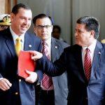 "Zacarías Irún: ""Horacio Cartes kann und wird Senator werden"""