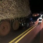 Tödlicher Unfall mit Zuckerrohr-LKW in Guairá