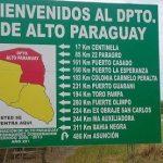 Bürgerwehr im Chaco gegründet