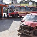 Vertrauen Sie besser keiner Ampel in Asunción