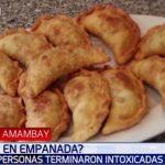 Anregende Kombination: Empanada und Marihuana