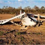 Flugzeug stürzt im Chaco ab