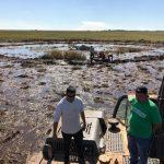 Flugzeugabsturz: Weitere menschliche Überreste gefunden