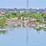 Die Flüsse werden weiter verseucht bleiben