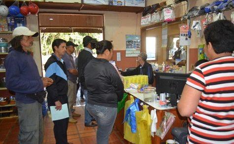 Vorläufigen Geschäftsführer der Kooperative Carlos Pfannl eingesetzt
