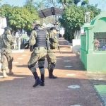 Bevölkerung in Guairá unter Schock und in Angst