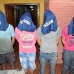 4 Tatverdächtige bei Überfall mit Geiselnahme in Independencia verhaftet