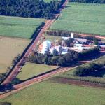 Zucker- und Alkoholfabrik wird in Independencia gebaut