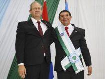 Der erste Gouverneur in Boquerón, der kein Mennonit ist