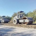 Streitkräfte setzen Arbeiten auf der Chaco-Route fort