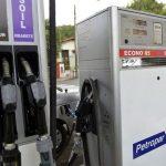 Petropar beschränkt Dieselkraftstoff