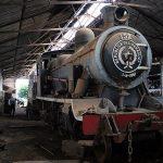 Metalldiebe stehlen Tonnen von Eisenbahnschienen