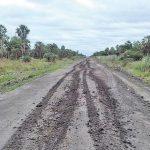 Straßen im Chaco gesperrt