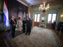 Botschafter von Deutschland, Österreich und Schweiz gratulierten Mario Abdo