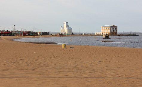 Extreme Trockenheit: Flusspegel fällt um zwei Meter und behindert die Schifffahrt