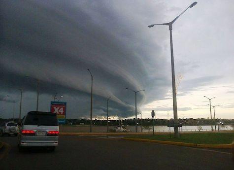 Wetterchaos befürchtet: Tiefdruckgebiet könnte fatal zerstören