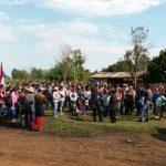 Indigene roden angeblich 4.000 ha Wald
