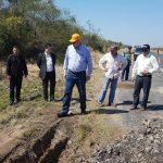Arnoldo Wiens verifiziert Projekte im Chaco