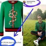 Diplomatenpässe und grüne Sweatshirts