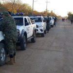 Bandenkrieg im Chaco führt zum Großeinsatz der Polizei