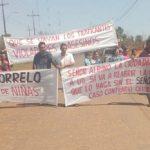 """Paso Yobai in Aufruhr gegen unerwünschten """"Minenbetreiber"""""""