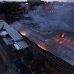 Schnelles Eingreifen der Feuerwehr schützte vor einer Katastrophe