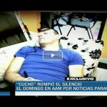 """Erstes Interview mit """"Cucho"""""""