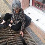 Gitter auf Bürgersteigen können zur tödlichen Falle werden