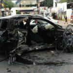 Unerlaubt abgebogen, Beifahrerin tot