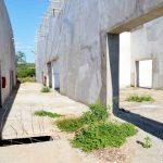 Eine Bauruine im Chaco soll reaktiviert werden