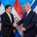 Paraguay verlegt Botschaft von Jerusalem zurück nach Tel Aviv