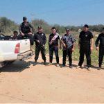 Drei Personen unter Mordverdacht auf einer Estancia im Chaco festgenommen